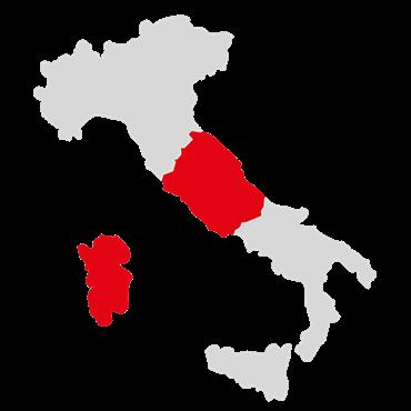 Immagine per la categoria Centro Italia