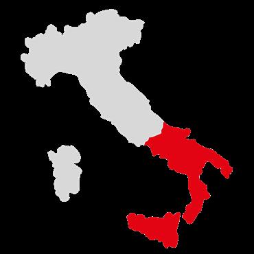 Immagine per la categoria Sud Italia