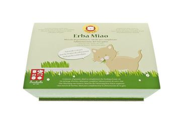 Bild von BOX 14PCS CAT-GRASS