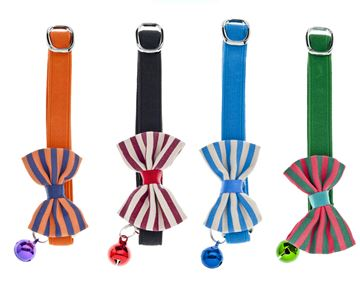 Εικόνα της CAT COLLARS 12PCS PAPILLON