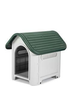 DOGHOUSE ATTIC 75X59X66CM