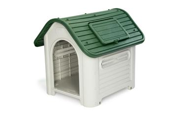 DOGHOUSE ATTIC 87X72X75,5CM