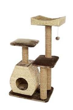 BIZET CAT TREE 60X45X114CM
