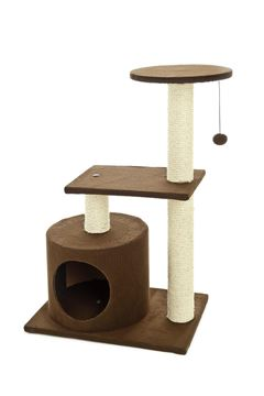 ARBRE CHAT BROWNIES 48X33X79H CM