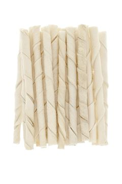 Εικόνα της BLEACHED TWISTS STICKS 25PCS 75GR