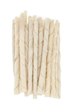 Εικόνα της BLEACHED TWISTED STICKS 20PCS 160GR