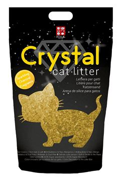 CRYSTAL CAT LITT. SP.COAL 1,6KG X 8