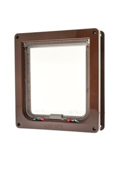 Изображение CATMATE DOOR L. 235X252MM  BROWN