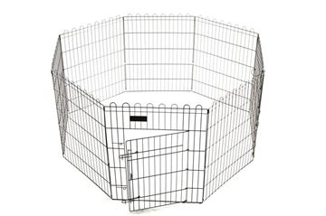 FENCE FOR PUPPIES 61X107CM