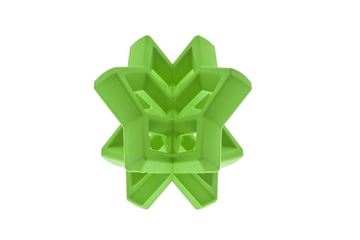 3D NATURAL RUBBER STAR 10CM