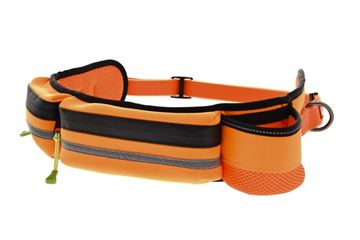 Εικόνα της TRAINING BELT K2 70-120CM ORANGE