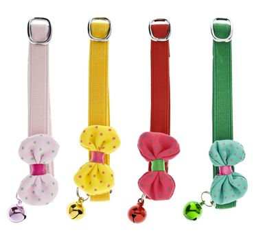 Изображение CAT COLLARS 12PCS RIBBONS