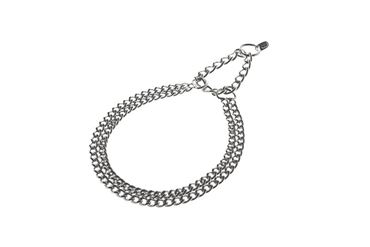 COLLIER DOUBLE INOX 50