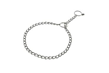 TWISTED CHOKE CHAIN COLLAR INOX 60C