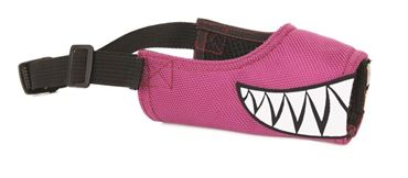 HAPPY MUZZLE LARGE D.19/19-37CM PINK
