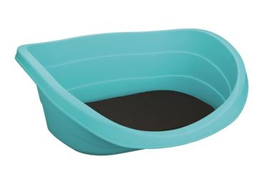 Bild von PLAST.PET BED+PILLOW L 80X56,5X25CM