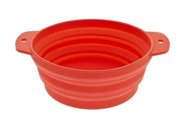 RUBBER BOWL TRAVEL 11,5CM