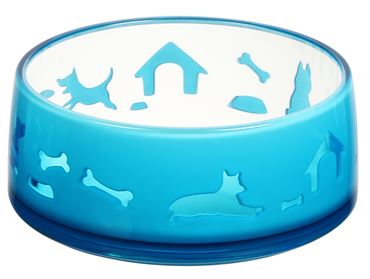 DUOWORLD BOWL S 330ML-11,8X5CM LIGHT BLU