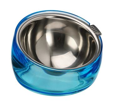 OBLIK BOWL 300ML-16,7X16,5X10CM LIGHT BL