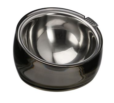 Изображение OBLIK BOWL 300ML-16,7X16,5X10CM GREY