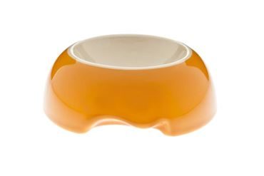 Изображение TWO-TONE CERAMIC BOWL D.12,5CM ORANGE