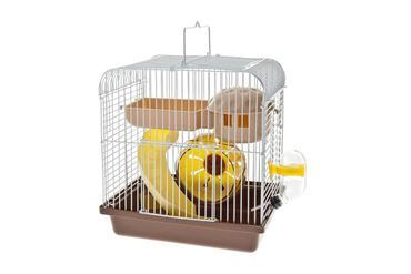 HAMSTERS CAGE 22X16X24 CM.