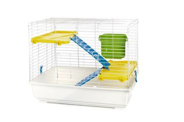 OFF COLORS CAGE DOUBLE RODENTS