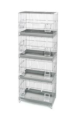 CAGE 4 FLOORS 421-4 45X25X120 1PC