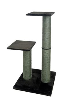 OFF CAT TREE 2 COLUMNS 60X60X127CM
