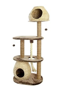 OFF BIZET CAT TREE 68X48X163CM