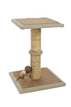 CAT TREE DOUBLE 35X35X48CM