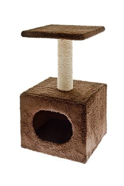 BISCUIT CAT TREE CM.30X30X51H