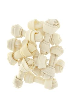 BLS.MINI KNOTTED BLEACH BONE 10PCS