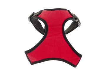 HARNESS SKI BUCKLES XS (25-34CM) RED
