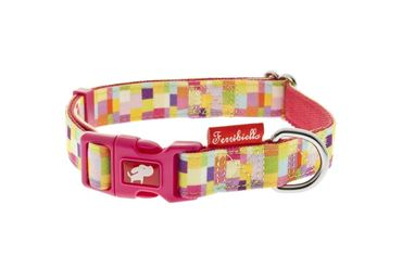 Bild von ADJUSTABLE COLLAR COLOR 10MMX15-25C PINK