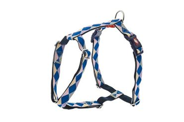 Изображение ADJUST.HARNESS COLOR 10MMX30-40CM BLUE J