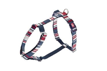 ADJUST.HARNESS COLOR 10MMX30-40CM MARINE