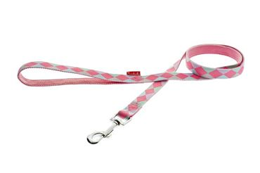 LEASH COLOR 10MMX120CM PINK JOKER