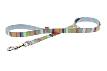 LEASH COLOR 10MMX120CM RAINBOW