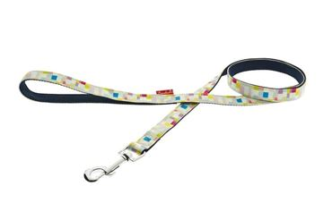 LEASH COLOR 10MMX120CM BLUE PIXEL