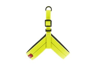 Изображение COCO FUN FLAT HARNESS 4X54CM YELLOW