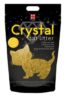 CRYSTAL CAT LITT. SP.COAL 1,6KG X 8