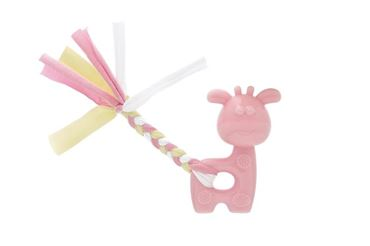BABY TOY TPR+FABRIC 9CM 12PCS