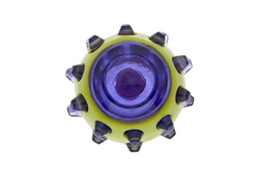 Bild von BALL WITH SPIKES TPR 7,5CM