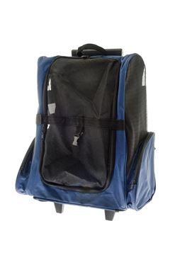 Bild von TROLLEY FUSS-TRAVEL EASY BLUE