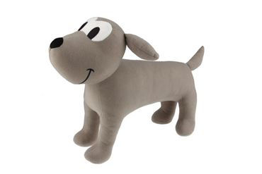 Изображение FABRIC DOG MANNEQUIN 30CM BEIGE