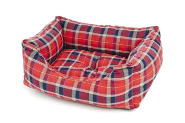 RECT.SCOTTISH DOG BED 95XH.30CM