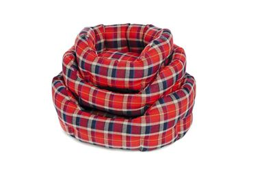 Bild von OVAL DOG BEDS SOFT 3PCS 40-50-60CM