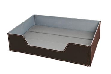 FUSS ON THE WAY BEDS 60X44X14,5CM BROWN