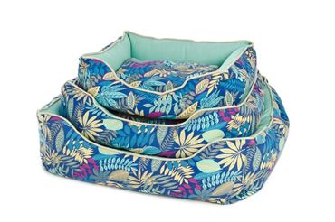 DOGBEDS CANVAS 50-60-70CM JUNGLE